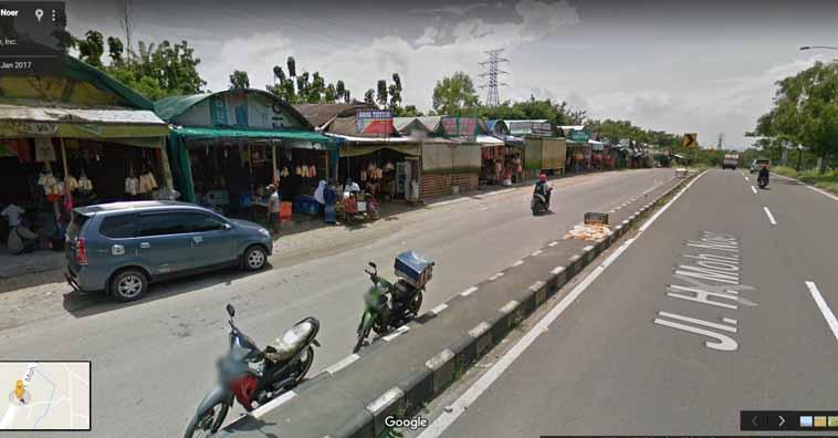 Pusat Oleh-oleh Madura Jamu Empot Ayam di Sekitar Suramadu