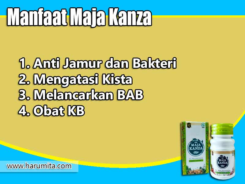 Jual Obat Kista & Miom Manjakani Kanza di Maluku Tengah