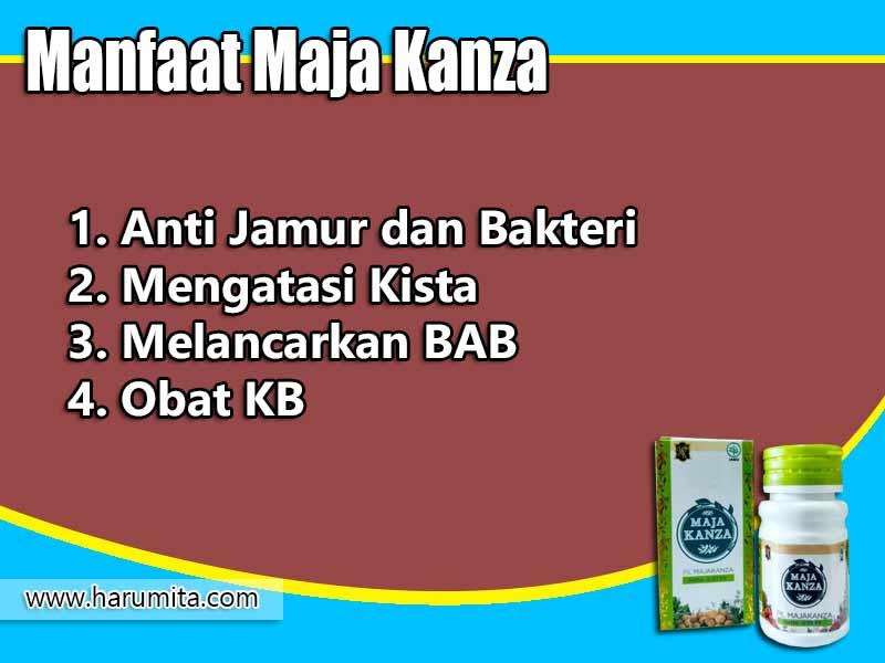Jual Obat Kista & Miom Manjakani Kanza di Subang