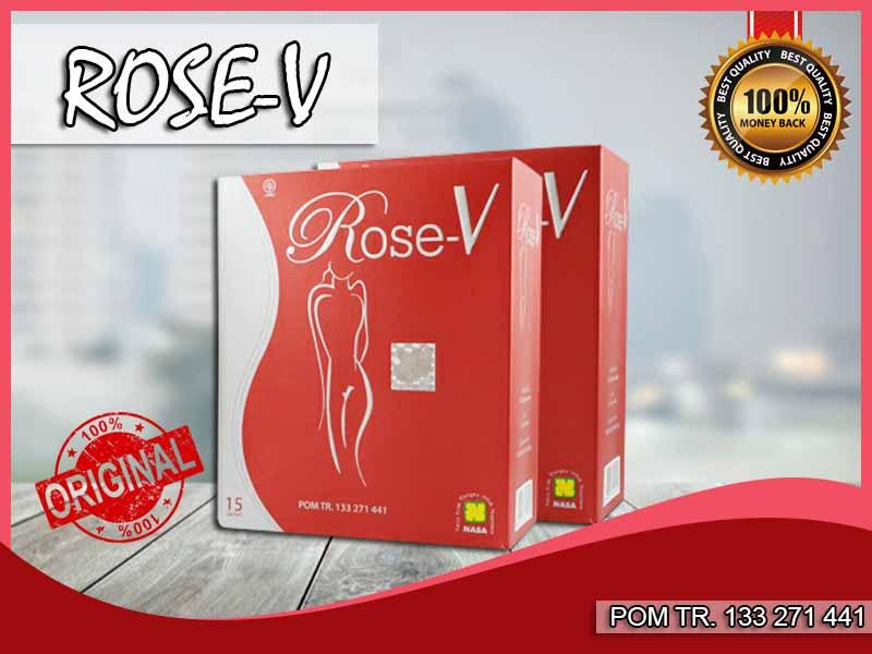 Jual Rose V Minuman Perawatan Miss V di Penajam