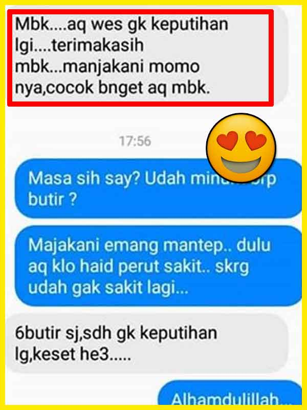 Jual Obat Kista & Miom Manjakani Momo di Tanjung Jabung Timur