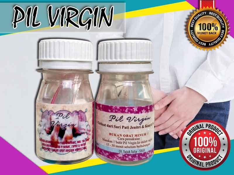 Jual Obat Perapat Miss V Pil Virgin di Serui