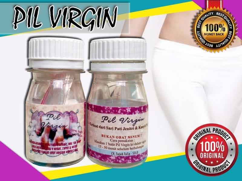 PROMO Obat Perapat Miss V Pil Virgin di Denpasar